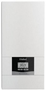 Produktbild des Komfort-Durchlauferhitzers Vaillant electronicVED E 18/8 P plus