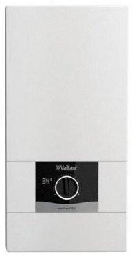 Produktbild des Komfort-Durchlauferhitzers Vaillant electronicVED E 18/8