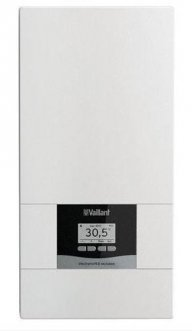 Produktbild des Komfort-Durchlauferhitzers Vaillant electronicVED E 24/8 E exclusiv
