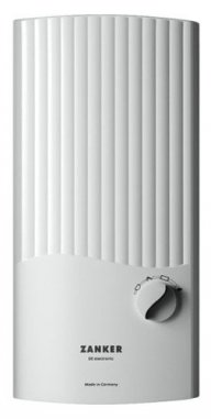 Produktbild des Komfort-Durchlauferhitzers Zanker DE 18 E