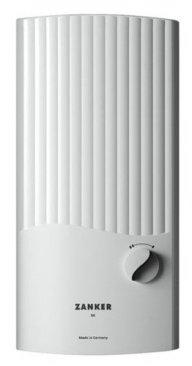 Produktbild des Komfort-Durchlauferhitzers Zanker DE 18 ES