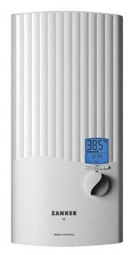 Produktbild des Komfort-Durchlauferhitzers Zanker DE 27 E TOP