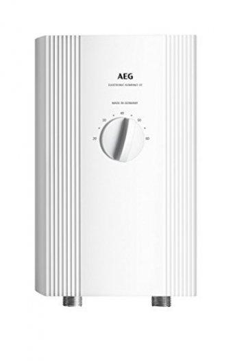 Produktbild des Kompakt-Durchlauferhitzers AEG DDLE Kompakt OT 11/13