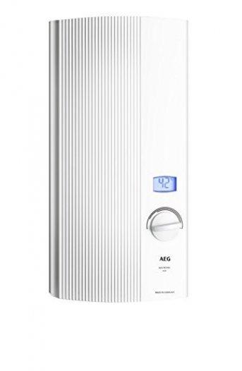 Produktbild des Komfort-Durchlauferhitzers AEG DDLE LCD 18/21/24