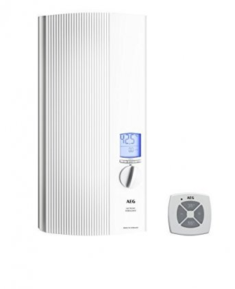 Produktbild des Komfort-Durchlauferhitzers AEG DDLE ÖKO TD 18