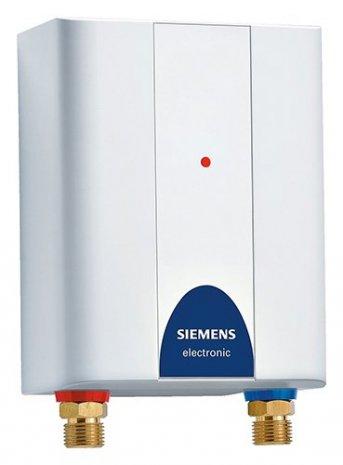 Produktbild des Kleindurchlauferhitzers Siemens DE08111