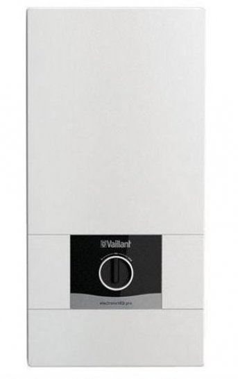 Produktbild des Komfort-Durchlauferhitzers Vaillant electronicVED E 18/8 B pro