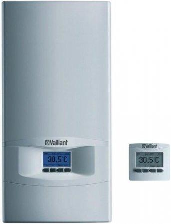 Produktbild des Komfort-Durchlauferhitzers Vaillant electronicVED E 21/7 E exclusiv
