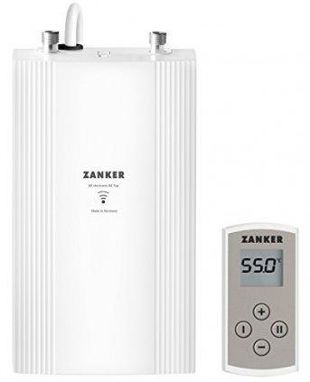 Produktbild des Kompakt-Durchlauferhitzers Zanker DE 13 KE TOP