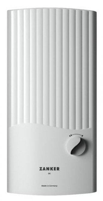 Produktbild des Kompakt-Durchlauferhitzers Zanker DE 13